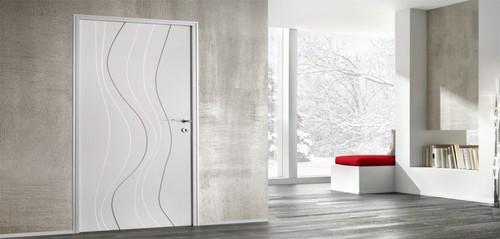Stylish Flush Door