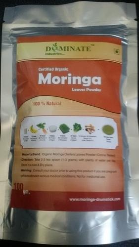 100% Natural Moringa Leaves Powder
