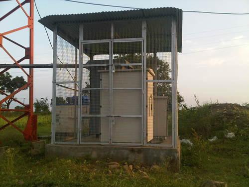 Outdoor Bts Cage
