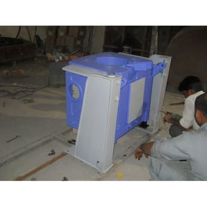inductotherm furnace components