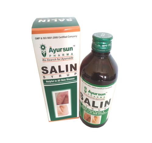 Salin Syrup