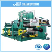 Aluminum and Copper Strip Winding Machine with Insulation Paper