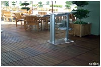 Solid Outdoor Decking