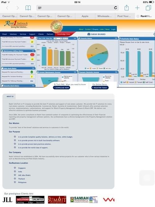 RiTech Property Management System