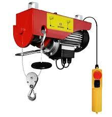 Mini Electric Wire Rope Hoist Pa500