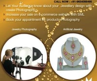Jewellery Photography Services