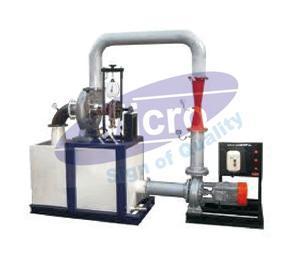 Kaplan Turbine Test Rig Capacity - 2hp (A.C Motor)