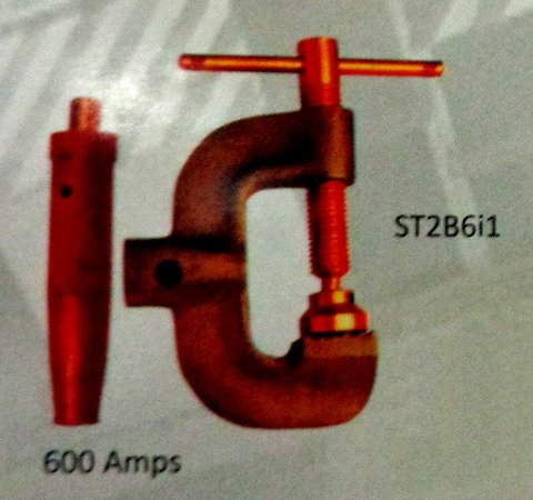 ST 2 Series 600 Amps Earth and Ground Clamp (ST286i1)