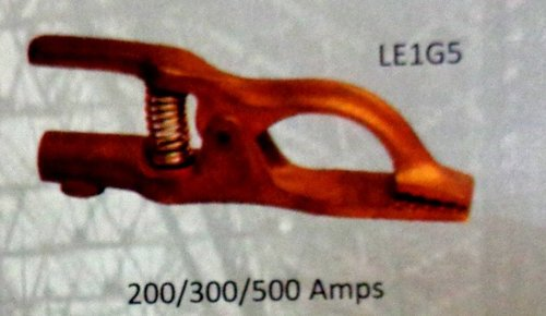 American Series 200/300/500 Amps Earth and Ground Clamp (LE1G5)