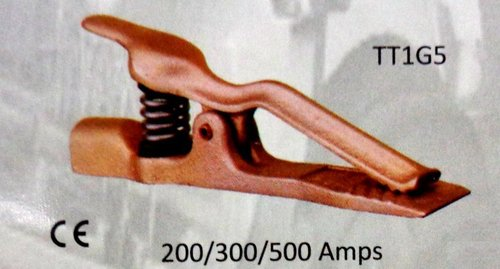 American Series 200/300/500 Amps Earth and Ground Clamp (TT1G5)
