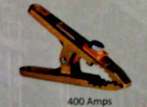 UE Series 400 Amps Earth and Ground Clamp