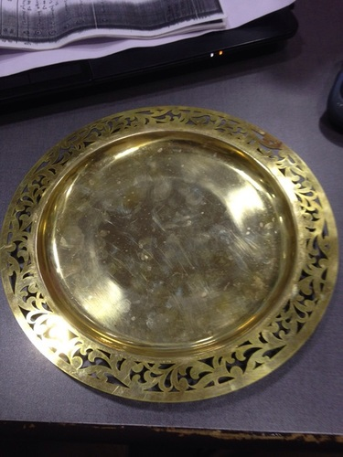 Dining Plates Laser Cutting Services