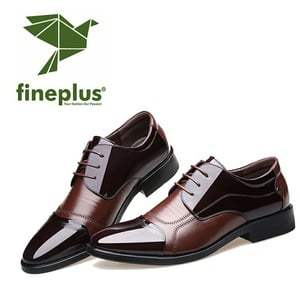 Mens Leather Formal Shoes With Laces