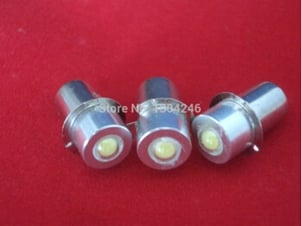 LED Replacement Flashlight Bulbs