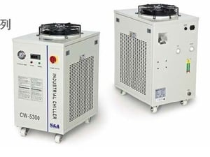 Circulating Water Chiller For Glass Engraving CNC Machine