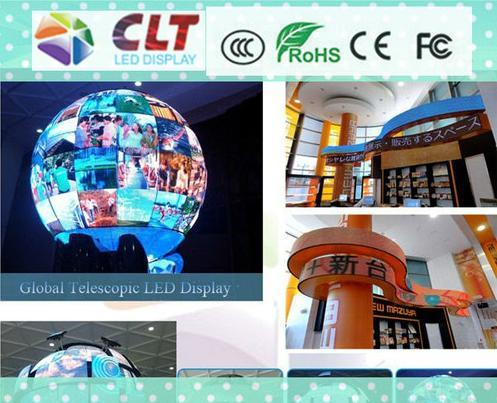 Indoor LED Display Screen at Best Price in Shenzhen