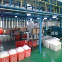 Latex Medical Gloves Production Line
