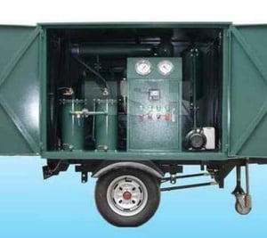 VF-T Vacuum Insulation Oil Purifier With Tester