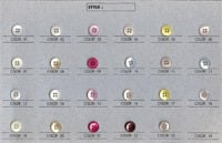 Imitation Pearl Buttons
