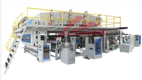 Eva Coated Bopp Thermal Laminating Film Extrusion Coating Machine in