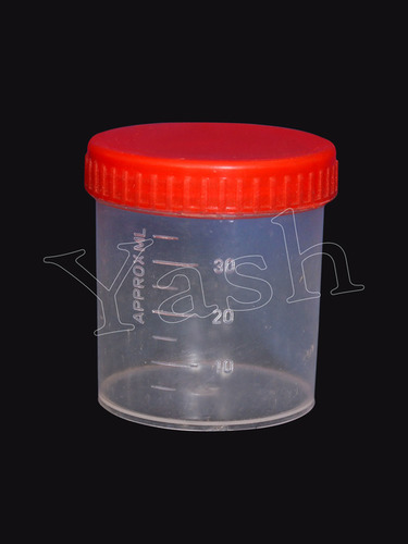 Urine Collecting Container With Lid
