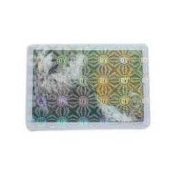 Holographic Pouch
