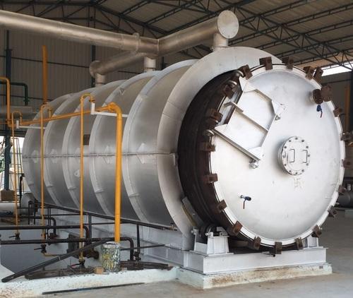 Tyre Pyrolysis Plant - KGN INDUSTRIES, Plot No-39 & 40