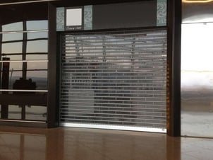 Strong Polycarbonate Rolling Shutters
