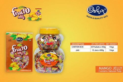 Fruito Mango Jelly
