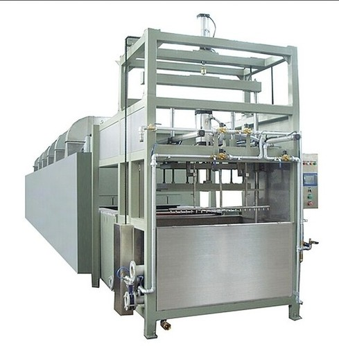 Full Automatic Small Molded Pulp Tray Reciprocation Making Machine 800pcs/Hr