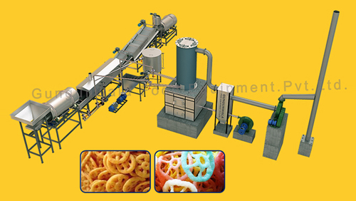 Fully Automatic Pellet Frying Machine in  Naroda