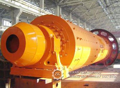 Intermittent Ball Mill