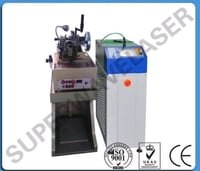 Automatic Gold Silver Jewellery Chain Making Machine With Laser Welder