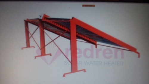 Automatic Solar Water Heater System