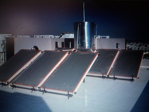 Pressurized Solar Heaters