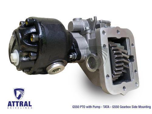 TATA G550 PTO With 43CC Pump