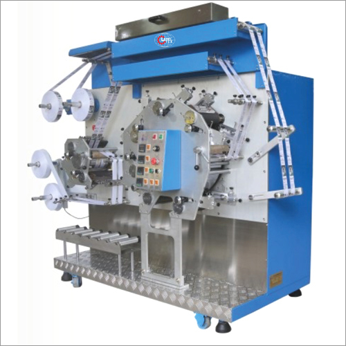 Flexographic Label Printing Machine in  Anand Parbat Indl. Area, Gali No.10