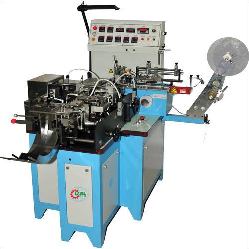 Multifunction Label Folding Machine