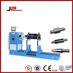Rubber Rollor Dynamic Balancing Machines