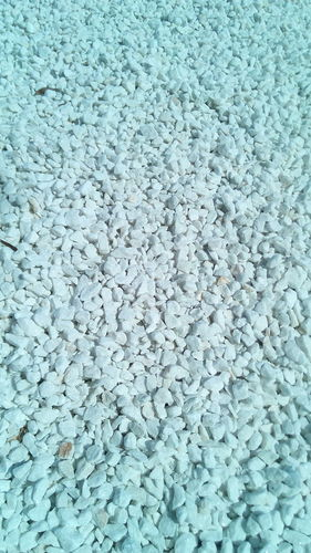White Limestone Chips