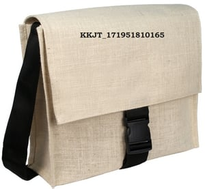 Handmade Jute Confarence Bag For Coorporate Gifts