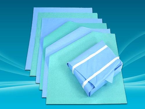 Medical Crepe Paper and Sterilization Wrap Paper