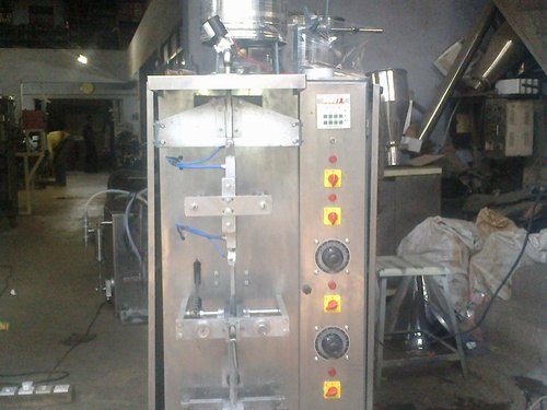 Pepsi Packing Machine