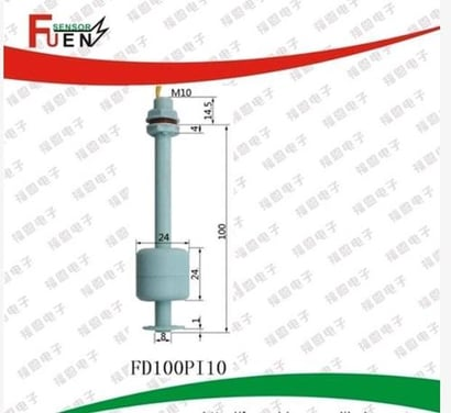Water Level Controller Float Switch
