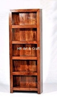 Classic Solid Wood Book Shelves