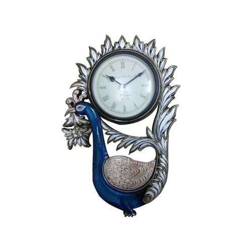 Peacock Wall Clocks