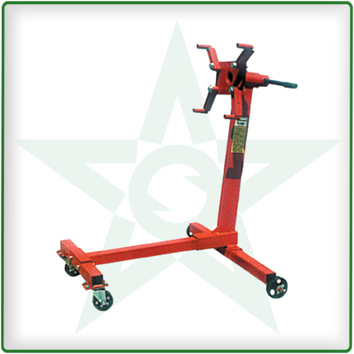 Steel Rotating Engine Stand