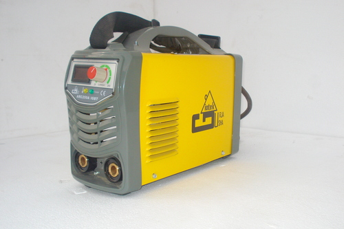 Portable Inverter Based Arc Welding Machine