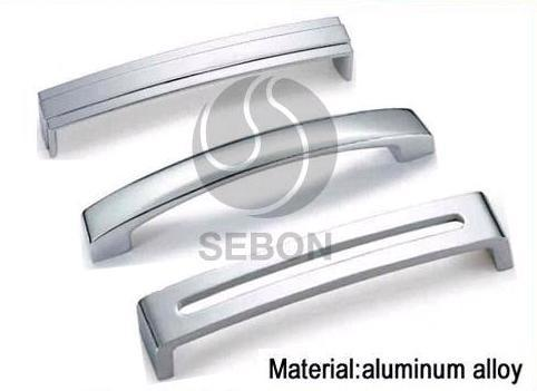 Customized Precision Die-Cast Aluminum Alloy Furniture Casting Handle