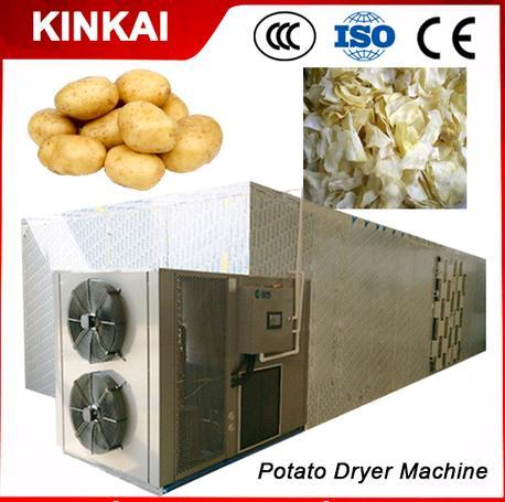 Chips Dryer Machine For Potatoes, Cassava And Tomatoes at